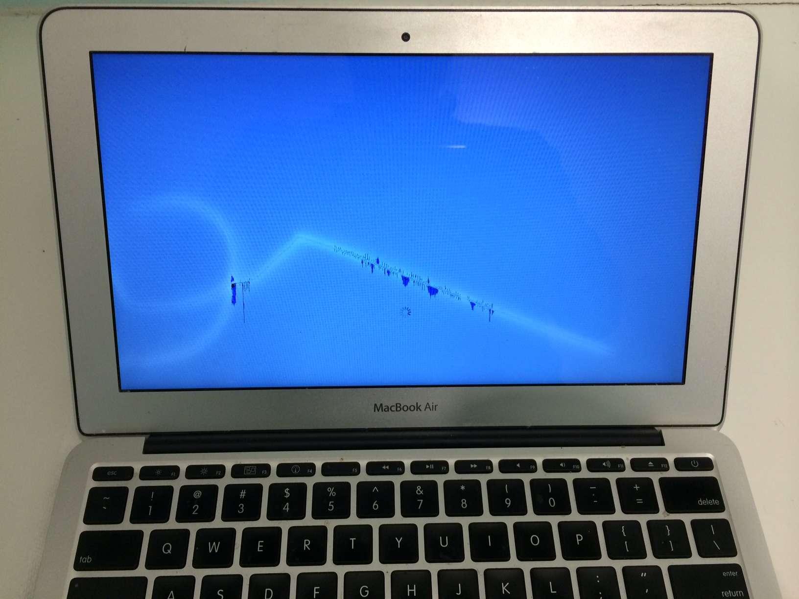 macbook air cracked screen repair services   mac screen repair